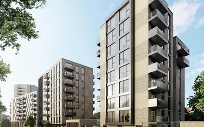 New apartments in the heart of Harrow