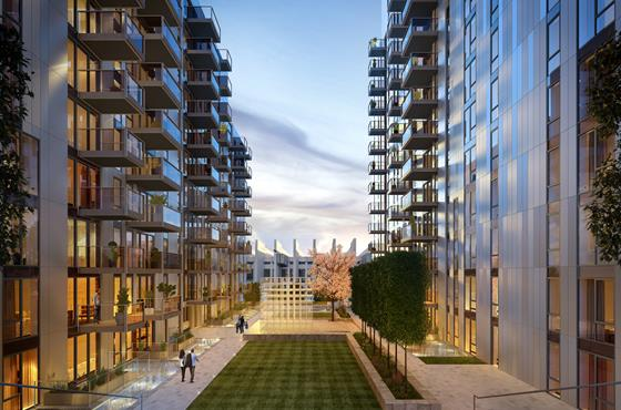 Buy into Wembley Park's transformation with Shared Ownership homes at Scala