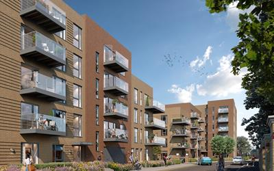 New Shared Ownership apartments in Borehamwood
