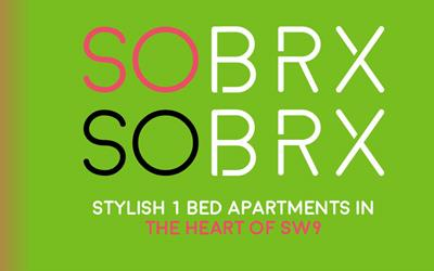 Shared Ownership apartments at BRX